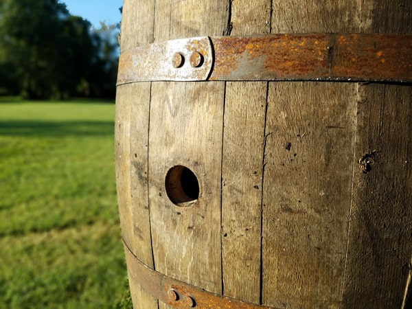 What is a Bunghole? | ALL3N Bourbon Barrel Crafts