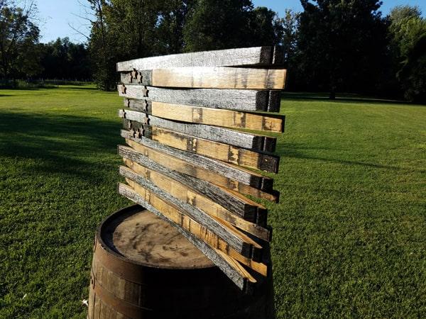 Betsy Ross Flag | ALL3N LLC | Bourbon Barrel Crafts
