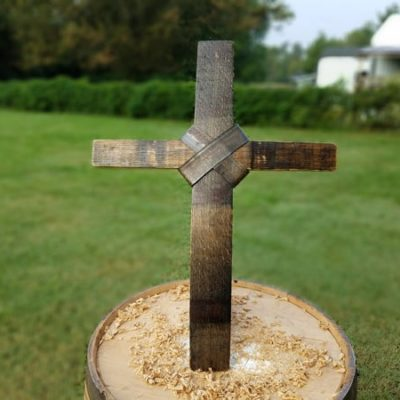 Bourbon Barrel Cross