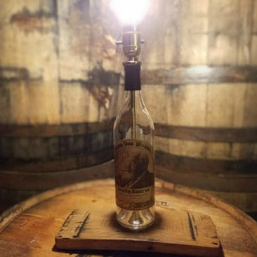 Bourbon Bottle Light